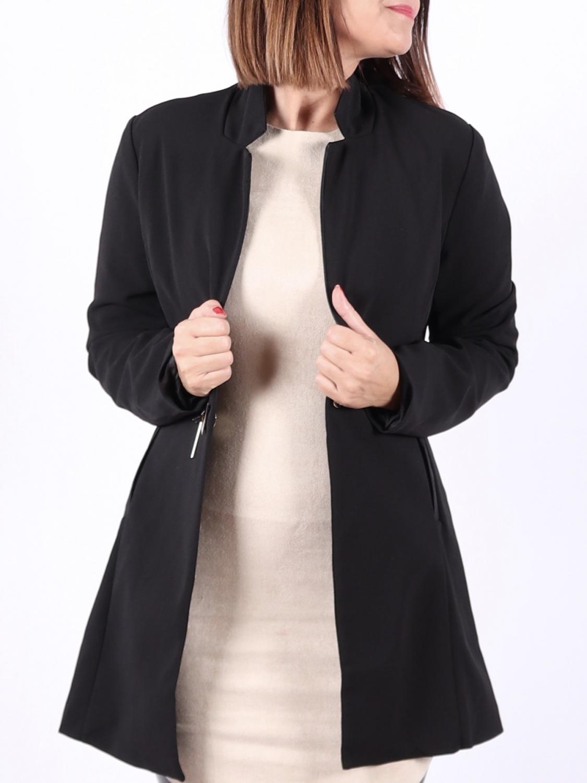 37e2d922 Phylie Lang Blazer - Sort - Jakker & Cardigans - Clothing By Ros