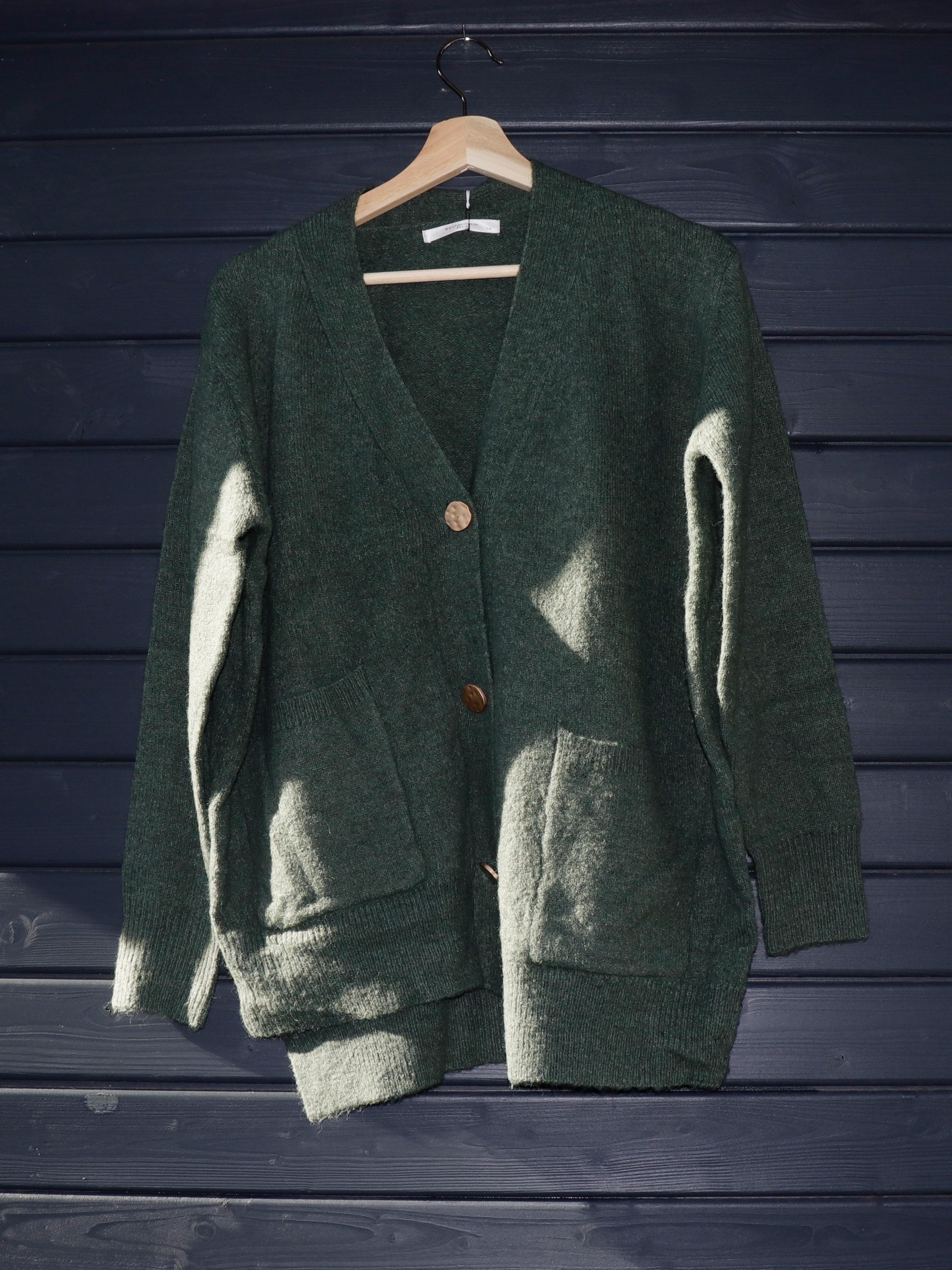 4cdfb71d Cardi - Grøn - Jakker & Cardigans - Clothing By Ros