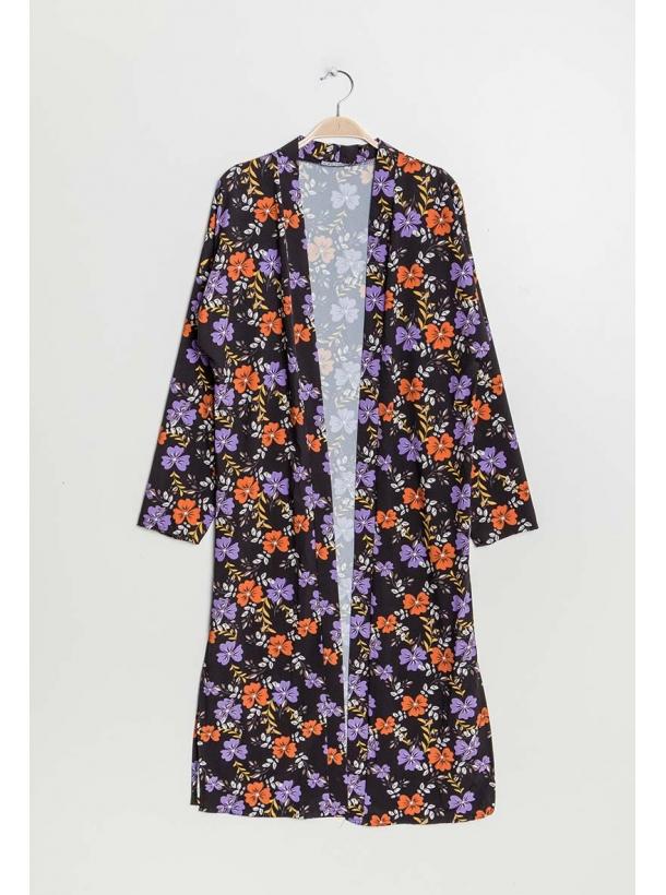 Tilde Kimono - Sort