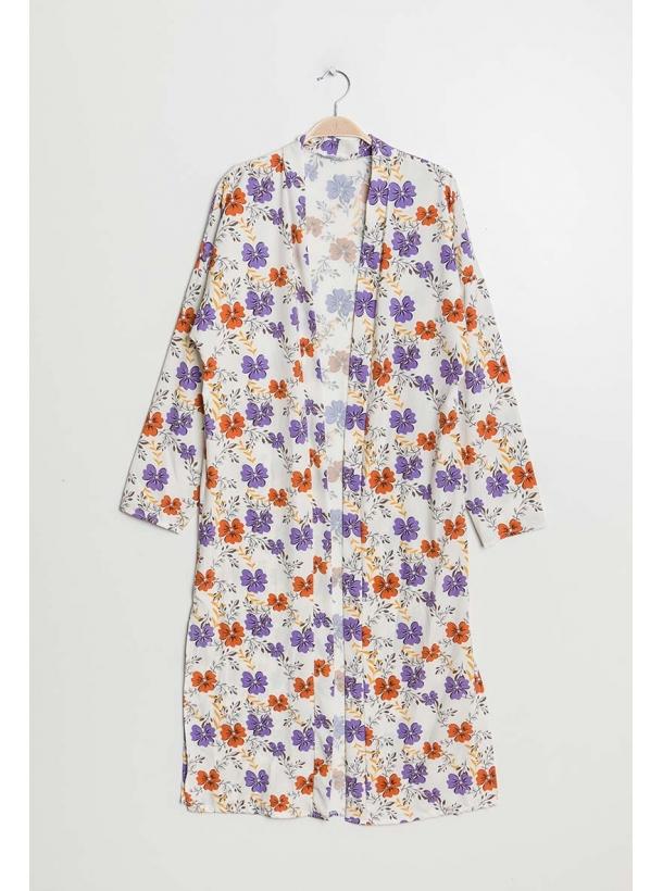 Tilde Kimono - Hvid