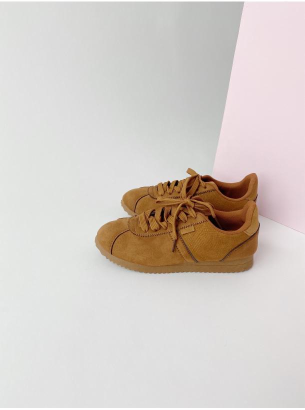 Alaska Sneakers - Camel