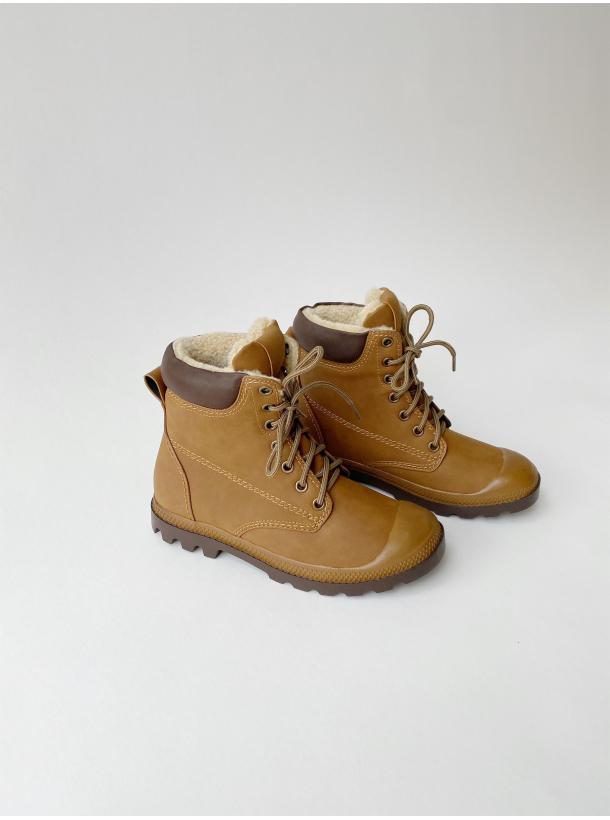 Vega Støvler - Lysebrun