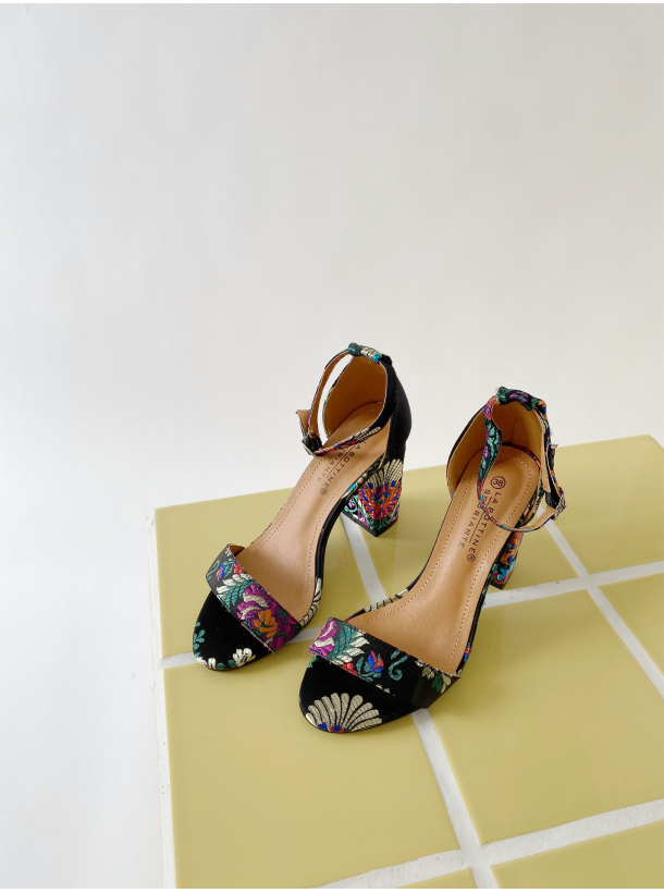 Bali Sandal Stilet - Sort